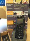 La radio portable de Digitaces en 37-50MHz, con el GPS informa a la función para la lucha del incendio forestal