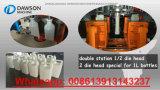 machine de moulage de soufflement automatique de bouteille de pétrole de HDPE de 1L 4L 5L