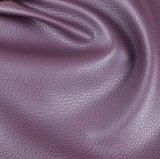 Couro sintético do sofá do PVC do fornecedor por atacado de China (788#)
