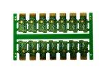 6 Schichthoher Tg-nicht bleihaltiger Goldfinger-gedrucktes Leiterplatte-Kommunikations-Faser-Schnittstellen-Vorstand