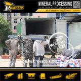 Tabella d'agitazione minerale di pietra di estrazione mineraria della macchina di preparazione del minerale metallifero della sabbia