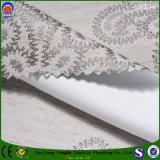 Tela impermeável tecida matéria têxtil do escurecimento da tela de linho do poliéster para a cortina e o sofá do jacquard