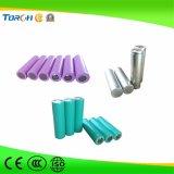 3.7V Lithium van uitstekende kwaliteit 18650 de Volledige Capaciteit van de Batterij 3c