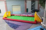 Раздувная игра футбола футбола для взрослого и малышей
