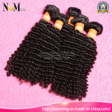 Волосы оптовой Unprocessed девственницы ранга 8A бразильские курчавые, классицистические Jerry стили причёсок скручиваемости для чернокожих женщин