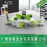 Muebles de oficinas del mejor de la calidad de la cruz de la oficina conceptora vector del sitio de trabajo