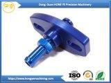 Части частей CNC подвергая механической обработке/точности подвергая механической обработке/филируя часть алюминия Part/CNC
