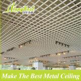 2017 Pop Houten Tegel van het Plafond van de Cel van het Aluminium van de Kleur Open voor Gang