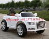 Jouet à télécommande d'enfants de véhicule électrique d'Audi A8l