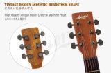 Aiersi гитара елевого верхнего Mahogany тела Lamianted 40 дюймов акустическая