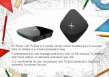 2016 casella piena Android calda di memoria TV del Android 6.0 2GB 16GB Octa del giocatore S912 di Xbmc HD 1080P video X