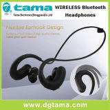 Беспроволочное ухо спорта наушников Hv806 Bluetooth отпочковывается черный голубой зеленый цвет