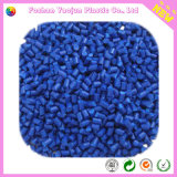 Masterbatch azul con LDPE Granues
