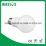 luz de bulbo casera de 15W A65 LED con aluminio y plástico