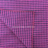 Tela de las lanas de la verificación de los estilos de la aventadora