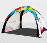 部分のためのカスタムロゴの膨脹可能な玄関ひさし展覧会の膨脹可能なテント