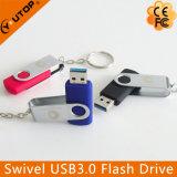 熱い高速USB 3.0の旋回装置USBのフラッシュ駆動機構(YT-1201-06)
