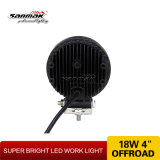 "4 "" 18W Car Accessories LED Working Light"