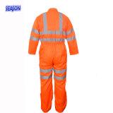 De façon générale complété, combinaison de sûreté, vêtements de sûreté, vêtement protecteur de vêtements de travail de PPE
