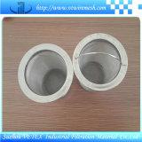 Cylindre résistant à la chaleur et User-Résistant de filtre d'acier inoxydable