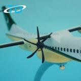 Самолет Pia Atr72-500 пластичный модельный с тяжелым телом