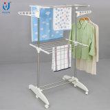 Estendida Extended Extensão Lavandaria Cremalheira de roupas de secagem