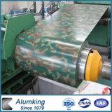Cores contínuas/metálicas/de mármore da bobina de alumínio revestida cor