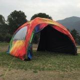 Esterni gonfiabili personalizzati schioccano in su la tenda del Gazebo di evento