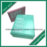 Regali ondulati del campione libero che impaccano il contenitore di scatola di colore
