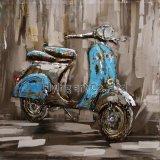 Peinture en métal de 3 D pour Motobike