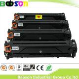 Cartouche d'encre compatible de vente directe d'usine de Babson pour la qualité de la gamme de produits CF210/211/212/213