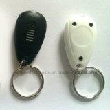 Kundenspezifische LED grelles helles Keychain mit Firmenzeichen druckte (4066)