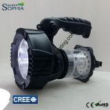 Neue 5W CREE LED Fackel mit Lithium-Batterie-wasserdichtem Entwurf
