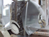 Cortadora del alambre del CNC para la piedra del bloque del mármol del granito del corte