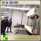 Máquina de perfuração da placa de metal de China, máquina da imprensa hidráulica de desenho profundo