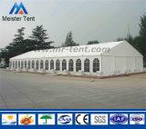 Tenda della tenda foranea di capienza delle 1000 genti per la raccolta esterna