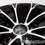 автомобиль 17inch снабжает ободком оправы колеса автомобиля оправы сплава для Audi