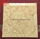 Azulejo de suelo de piedra del azulejo 800X800mm-Marble de la porcelana del material de construcción de Foshan