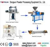 Nueva pequeña cadena de producción de la pintura del polvo del volumen de Stype