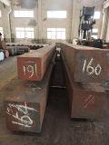 Barra redonda quente S355j2g3 de aço de carbono do forjamento