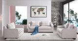 Sofà moderno del tessuto del più nuovo sofà domestico moderno del salone 2017 (HCF2015)