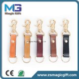 Hot Sale Promotional Carabina Leather Keychain