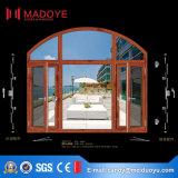 Finestra di vetro orizzontale personalizzata della stoffa per tendine