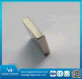 Imanes modificados para requisitos particulares N50 de NdFeB del neodimio del bloque de la talla para el altavoz