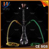 Acessórios do fumo do cachimbo de água do frasco da hélice da alta qualidade de Shisha