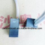 Metal grafite Escovas de carvão para o gerador (A24X)