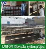 Zonne Opzettend PV van de Uitrustingen van het Systeem Woon ZonneSysteem