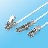 Accettare la fascetta ferma-cavo della serratura ricoperta epossidico dell'acciaio inossidabile O dell'OEM in fabbrica