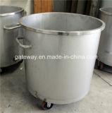 600L 89の縦の発酵タンク