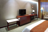 素晴らしいホテルの寝室の家具セット